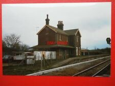 PHOTO  SUSSEX WINDELSEA RAILWAY STATION 1986 - NOW A PRIVATE HOUSE