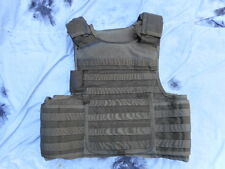 PARACLETE RMV BODY ARMOUR COVER molle RAV VEST L LARGE COYOTE TAN devgru seal sf