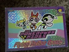 THE POWERPUFF GIRLS Flying Action Game board game, by Drummond Park