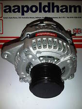 TOYOTA HILUX 2.5 3.0 D4D & LAND CRUISER 3.0 D4D 01-10 BRAND NEW 100A ALTERNATOR