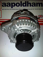 TOYOTA HILUX & LAND CRUISER 2.5 3.0 D4D D-4D 2001-10 BRAND NEW 100A ALTERNATOR