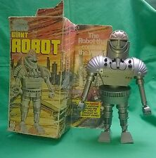 Mega-rare: BOXED Denys Fisher Giant Robot, 1976. Doctor Who. Part sale4charityDo