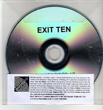 (CH880) Exit Ten, Suggest A Path - 2011 DJ CD
