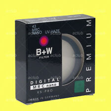 Genuine B+W 43mm XS-PRO Digital MRC nano 010M XSP UV-Haze Filter 1073879