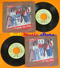 LP 45 7'' URIAH HEEP Come back to me Cheater 1978 italy BRONZE BRO 62 cd mc dvd