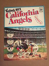1971 Dell California Angels Stamp Set & Album COMPLETE
