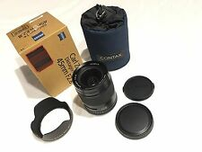 Contax 645 Carl Zeiss 45mm F2.8 with GB-71 Metal Hood - UK