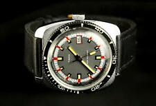 VINTAGE MENS TIMEX DIVERS STYLE WATCH WITH HAND-WIND MOVEMENT