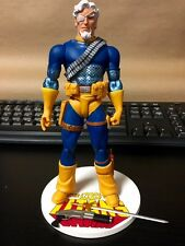 DC Direct The NEW Teen Titans Series 2 Deathstroke UNMASKED LOOSE JC