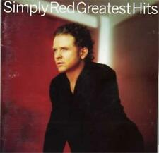SIMPLY RED Greatest Hits CD - Excellent Condition