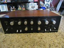 SANSUI Integrated Amplifier AU-888 Works Great NICE hard to find!