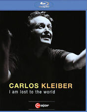 Carlos Kleiber: I am lost to the world [Blu-ray], New Disc, Carlos Kleiber, __