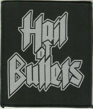 HAIL OF BULLETS - Logo  [Woven Patch]