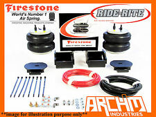 NISSAN NAVARA D21/D22 (4X2 ONLY) 86-15 FIRESTONE AIR BAG SUSPENSION ASSIST KIT