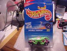 Hot Wheels #477 Double Demon with 5 Spoke Wheels