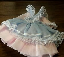 Maypole dance dress only madame alexander 8""
