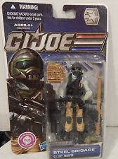 GI JOE ~ 2010 STEEL BRIGADE  ~ POC TROOPER ~ MOC
