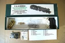 PDK MODELS KIT BUILT BRASS GCR LNER BR 4-4-0 DIRECTOR CLASS D11/1 LOCO MIB py