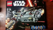 LEGO Star Wars Rebel Combat Frigate Set 75158 The Force Awakens