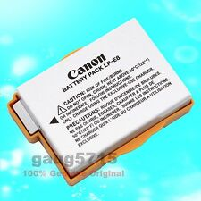 Genuine Canon LP-E8 LPE8 Battery for EOS 550D 700D Kiss X5 Rebel T3i T2i LC-E8E