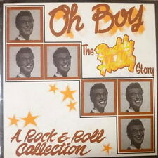 """12"""" DLP Buddy Holly Oh Boy A Rock & Roll Collection The Story 70`s MCA 363/4"""