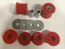 Nissan 200SX S13/S14 Skyline R32/R33 Subframe Duraflex Bushes in ORANGE