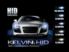 BMW HID XENON LIGHTS CONVERSION KIT - E39 E60 E46 E65 X5 - H7 Canbus Error Free
