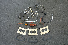 MOPAR,.. 70-74 E-body 440-6 SIX PACK INSTALLATION KIT CUDA CHALLENGER