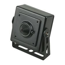 2 Megapixel HD TVI 1080P 3.7mm Lens Small Pin Hole Covert Hidden Camera DC12V
