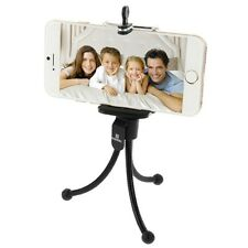 Flexible Octopus Mini Tripod Mobile Phone Holder Stand Clip for iPhone Samsung