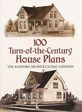 100 Turn-of-the-Century House Plans Dover Architecture