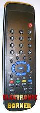 NEUWARE Ersatz Fernbedienung für Grundig TP160C TP160 TP 160 C 160C