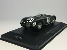 ixo 1:43 JAGUAR XK120C #20 Winner Le Mans 1951 Walker - Whitehead Diecast car