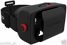 Homido Virtual Reality 3D Wireless Headset Glasses iPhone Samsung HTC etc NEW