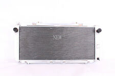 Aluminum Radiator for Toyota MR2 TURBO L4 2.0 2ROW 1991 1992 1993 1994 1995