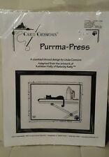 Calico Crossroads Counted Cross Stitch Kit Kats by Kelly Purrma-Press NIP