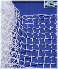 Kinderschutznetz Schutznetz, 2 Meter breites Netz, Relingsnetz 120 kg Reißkraft