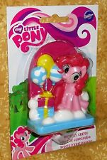 My Little Pony Birthday Candle,3.5 high Wilton,Pink,Cake Topper,Clean burning