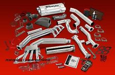 BANKS POWERPACK SYSTEM CLASS A MOTORHOME 2004 GM 8.1L