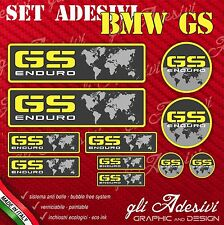 Kit Adesivi Stickers BMW R 1200 1150 1100 800 GS Enduro Planisfero