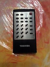 Vintage toshiba remote control CT-9129 no battery cover