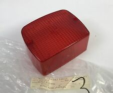 Plastica fanale post. - Lens, Tail Lamp - Honda MTX125 NOS: 33702-KS3-950