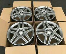 "21"" Mercedes Benz ML63 ML350 ML500 AMG Wheels Rims Original Factory ML oem 85264"