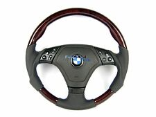 BMW E46 98-99 3 Series Sport Steering Wheel Walnut Wood