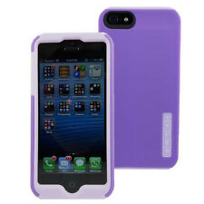 New Incipio SILICRYLIC Hard Cover Double Case Ultra-thin for iPhone 5 /5S purple
