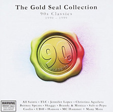 Various - Gold Seal Collection: 90's Classics: 1990-1999   SEALED