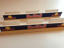 2x 1:32 escala RED BULL PIT Pared.. Ninco Scalextric Carrera Scx edificio