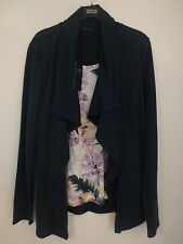 BNWT LADIES M&S COLLECTION RANGE LONG SLEEVED 1 PIECE TOP SIZE 18 R/PRICE £25