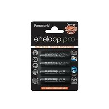 4-Pack AA Rechargeable Panasonic eneloop Pro Battery ON1315 DE
