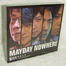 Mayday Nowhere World Tour Live Taiwan 2-CD